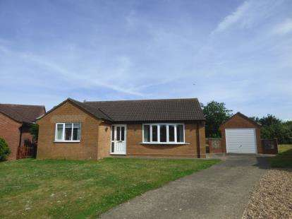 2 Bedrooms Bungalow for sale in Bartholomew Close, Bardney, Lincoln, Lincolnshire