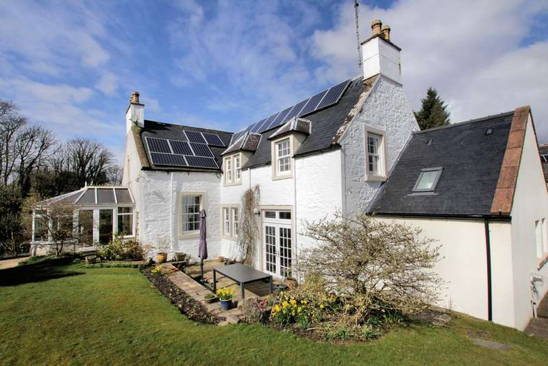 4 Bedrooms Detached House for sale in Dee Cottage, Tongland, Kirkcudbright DG6