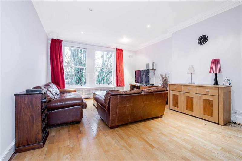 3 Bedrooms Flat for sale in Canfield Gardens, South Hampstead, London