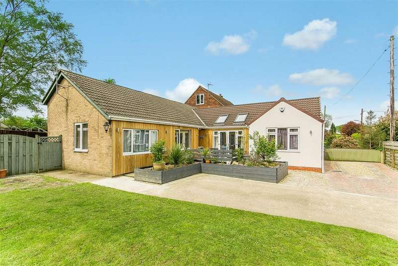 4 Bedrooms Detached Bungalow for sale in Evershill Lane, Morton, Alfreton