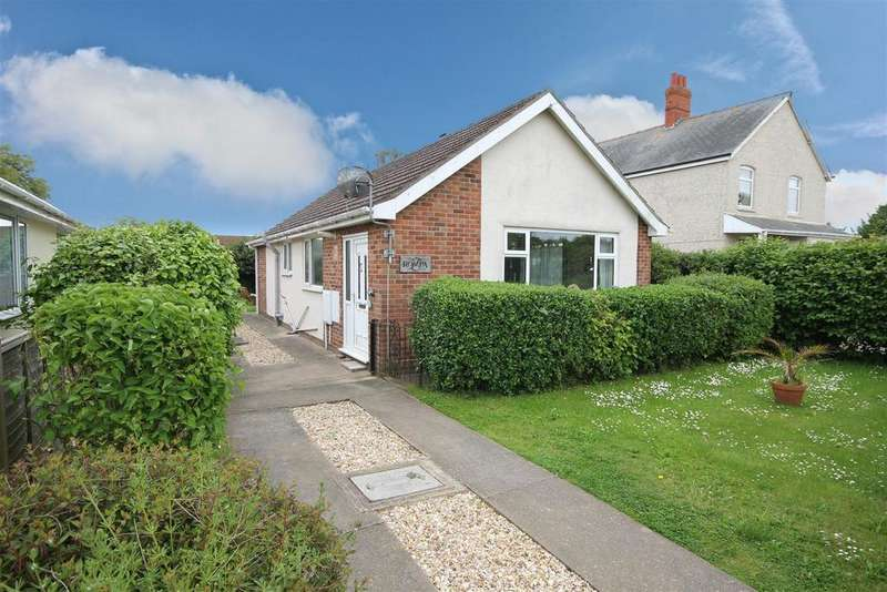 3 Bedrooms Detached Bungalow for sale in Rompa Seaholme Road, Mablethorpe, Lincolnshire