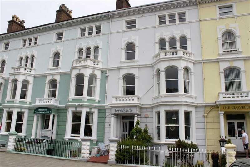12 Bedrooms Guest House Commercial for sale in South Parade, Llandudno, Conwy