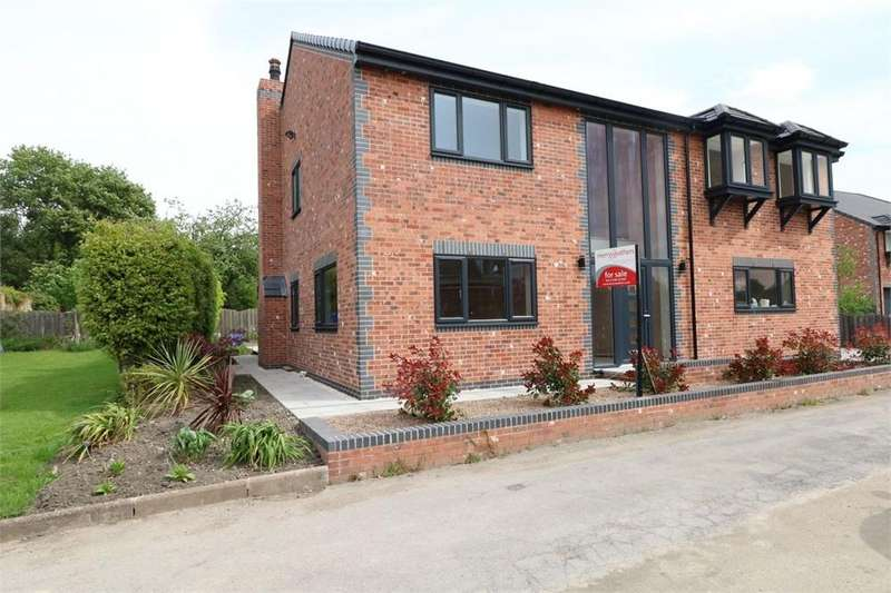 5 Bedrooms Detached House for sale in 177b Doncaster Road, Thrybergh, Rotherham, South Yorkshire