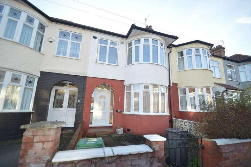 3 Bedrooms Terraced House for sale in Mayfair Gardens, Tottenham, N17
