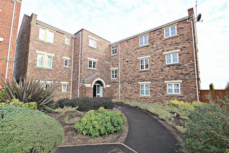 2 Bedrooms Flat for sale in Beamish Rise, Stanley