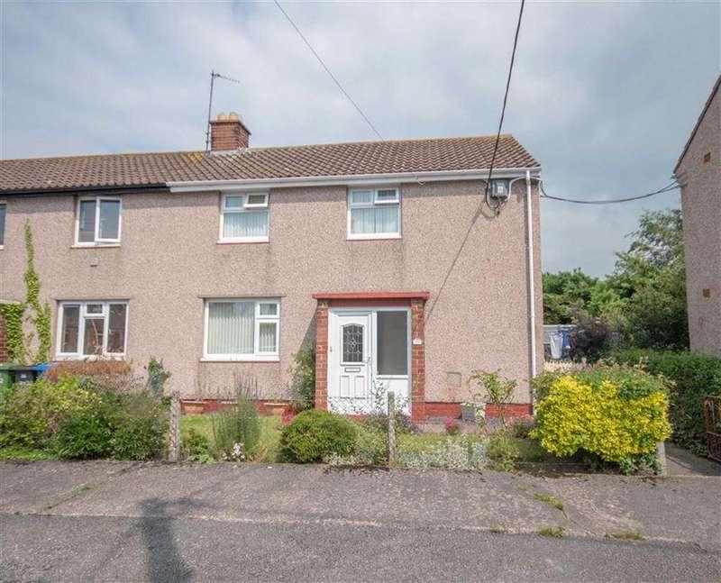 3 Bedrooms Semi Detached House for sale in Wynne Close, Rhuddlan, Rhyl