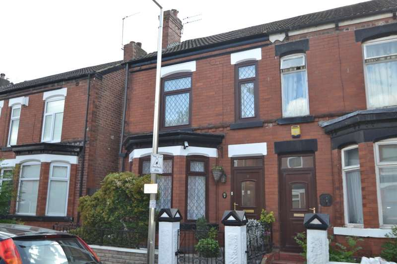 3 Bedrooms Semi Detached House for sale in Kingsland Road, Cheadle Heath