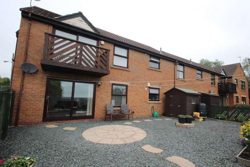 2 Bedrooms Ground Flat for sale in Edencroft, West Pelton