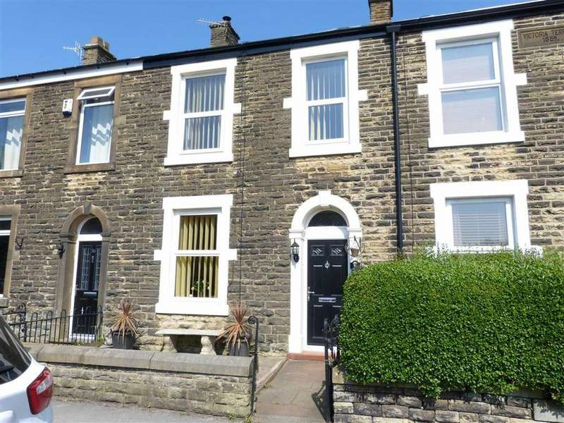 2 Bedrooms Terraced House for sale in Talbot Street, Glossop