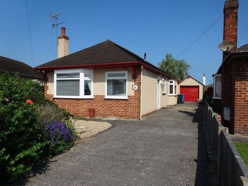 3 Bedrooms Detached Bungalow for sale in Doren Avenue, Rhyl