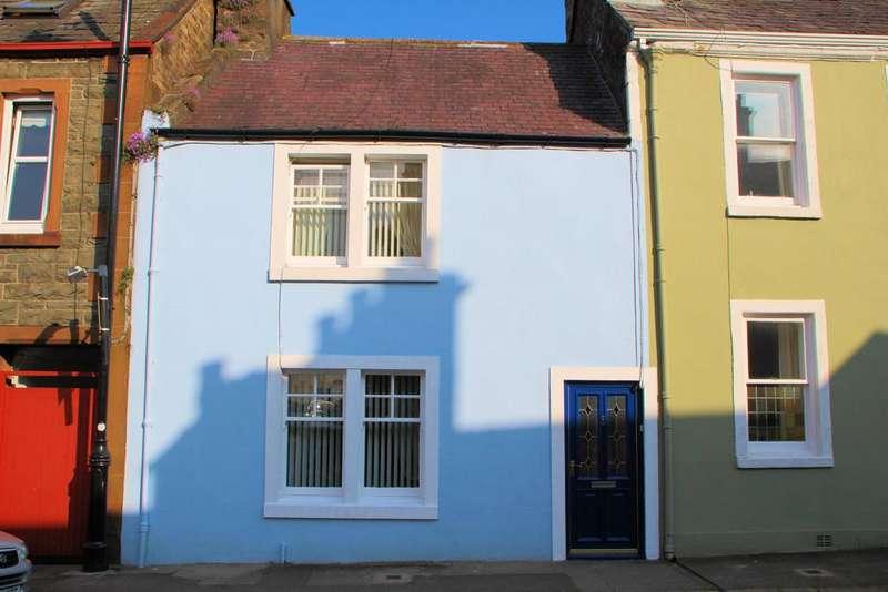 2 Bedrooms Terraced House for sale in High Street, Kirkcudbright DG6