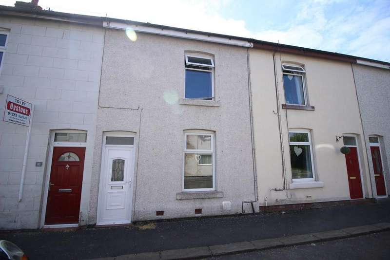 2 Bedrooms Terraced House for sale in Hapton Street, Thornton