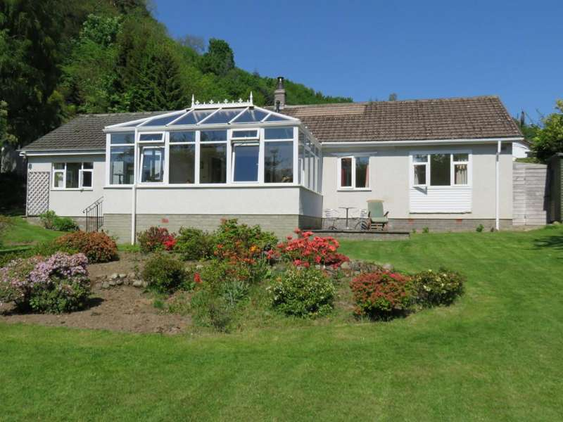 3 Bedrooms Detached House for sale in Cuilc Brae, Pitlochry PH16