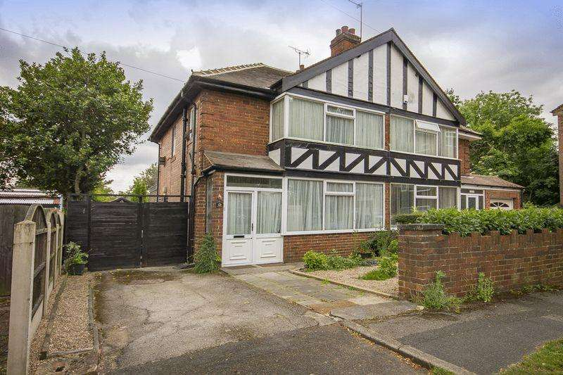 3 Bedrooms Semi Detached House for sale in LONDON ROAD, ALVASTON