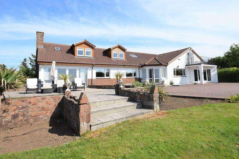 5 Bedrooms Detached Villa House for sale in Lindston House, Dalmellington Road, Ayr KA6 6AL