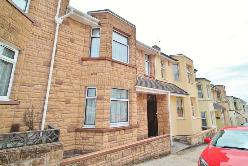 3 Bedrooms Terraced House for sale in Warleigh Avenue, Plymouth