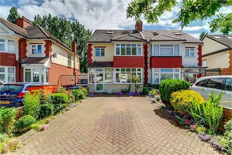 4 Bedrooms Semi Detached House for sale in Birchen Grove, London