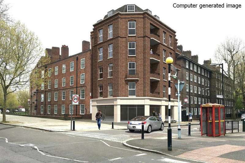 2 Bedrooms Flat for sale in Harper Road, Elephant and Castle