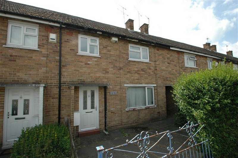 3 Bedrooms Terraced House for sale in Western Avenue, Blacon, Chester