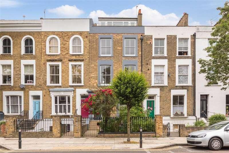5 Bedrooms Terraced House for sale in Mildmay Road, Islington, London