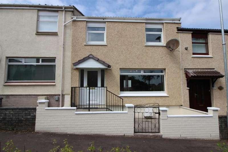 3 Bedrooms Terraced House for sale in Moorfield Avenue, Port Glasgow