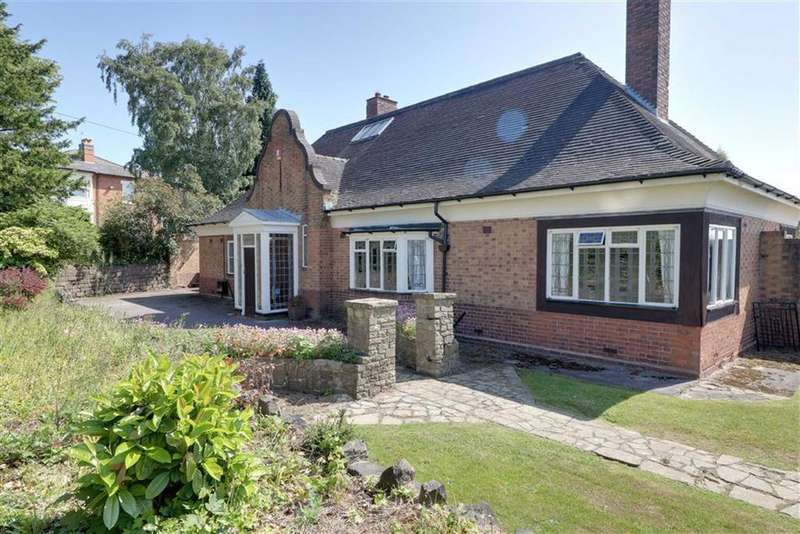 3 Bedrooms Detached Bungalow for sale in Trent Valley Road, Oakhill, Stoke-on-Trent