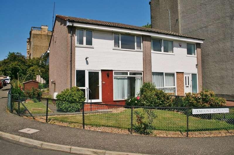 3 Bedrooms Semi-detached Villa House for sale in 9 Lixmount Gardens, Trinity, Edinburgh EH5 3DH