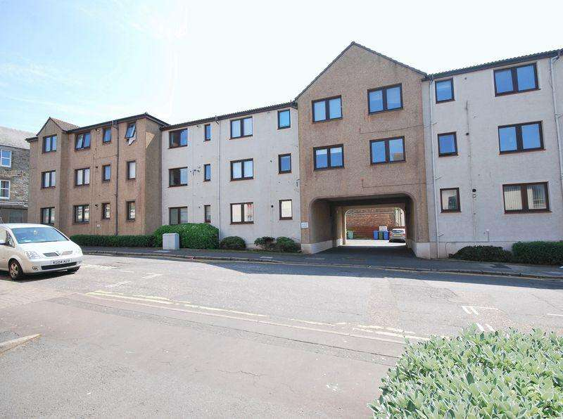2 Bedrooms Flat for sale in 1B Albyn Court, Kyle Street, Prestwick, KA9 1PQ