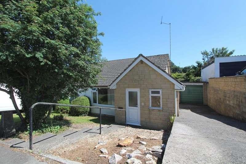2 Bedrooms Semi Detached Bungalow for sale in Somerset Way, Paulton, Bristol