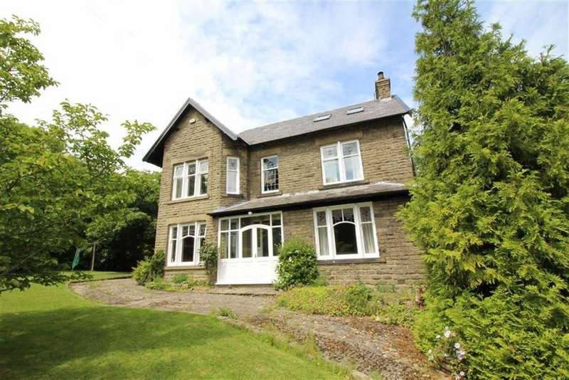 4 Bedrooms Detached House for sale in Whaley Lane, Whaley Bridge, High Peak, Derbyshire
