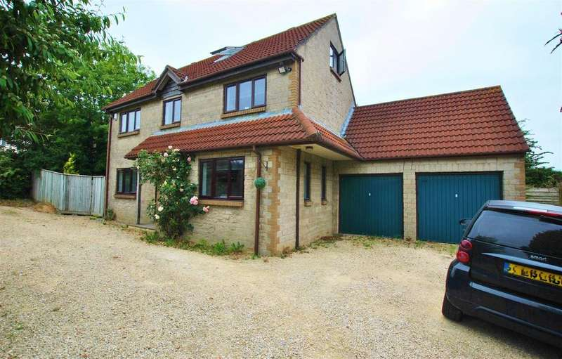 6 Bedrooms Detached House for sale in Ridgeway Lane, Whitchurch