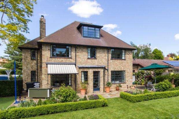 5 Bedrooms Detached House for rent in Sedley Taylor Road, Cambridge, Cambridgeshire