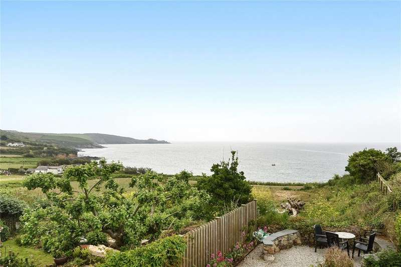 3 Bedrooms Terraced House for sale in Perranuthnoe, Penzance, Cornwall, TR20