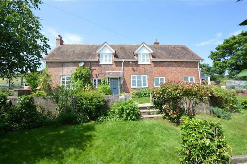 4 Bedrooms Country House Character Property for sale in 1 Little Lyth House, Lyth Hill, Bayston Hill, SY3