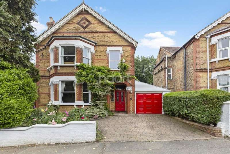 5 Bedrooms Detached House for sale in dornton-road