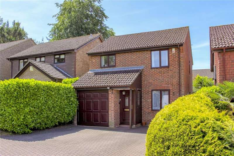 3 Bedrooms Detached House for sale in Northington Close, Forest Park, Bracknell, Berkshire, RG12
