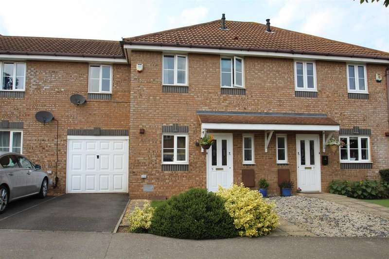 3 Bedrooms Terraced House for sale in Blanchland Circle, Monkston, Milton Keynes