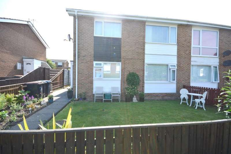 2 Bedrooms Apartment Flat for sale in Bowmont Walk, Chester Le Street, DH2