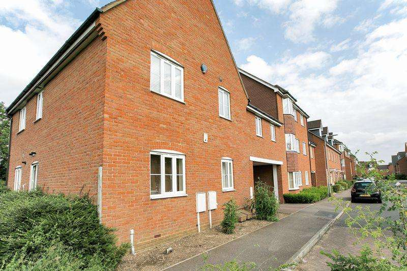 2 Bedrooms Maisonette Flat for sale in Hopton Grove, Newport Pagnell