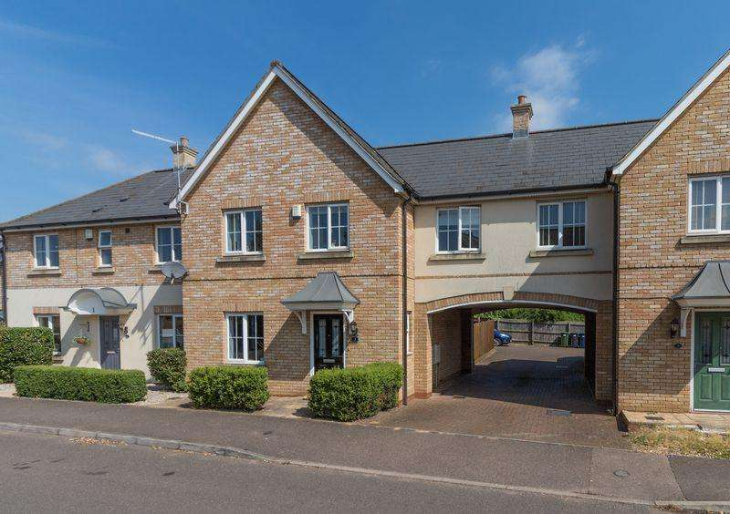 4 Bedrooms Semi Detached House for sale in George Alcock Way, Farcet, Peterborough, Cambridgeshire.
