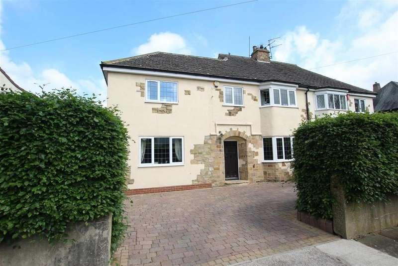 4 Bedrooms Semi Detached House for sale in Briar Walk, Darlington