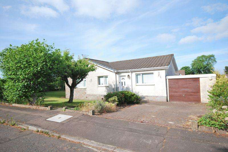 3 Bedrooms Detached Bungalow for sale in 22 Browncarrick Drive, Ayr, KA7 4JA