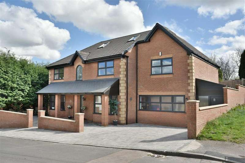 6 Bedrooms Detached House for sale in Martins Court, Hindley