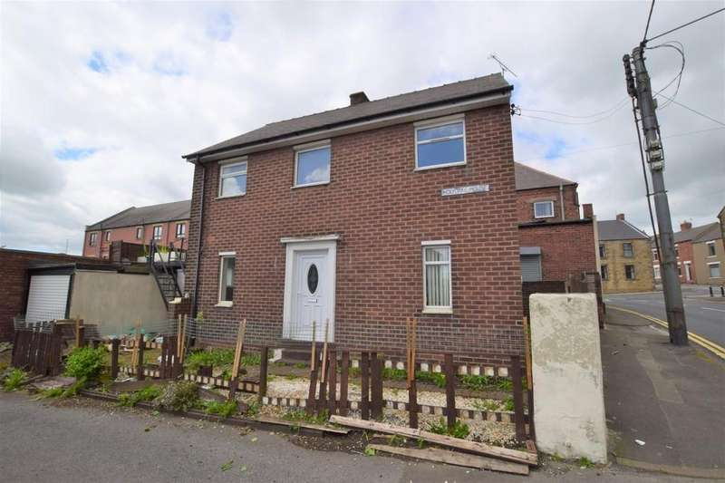 3 Bedrooms Detached House for sale in Park Road, South Moor, Stanley