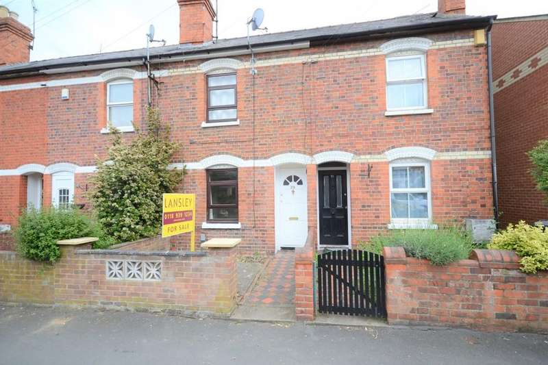 2 Bedrooms Terraced House for sale in Edinburgh Road, Reading