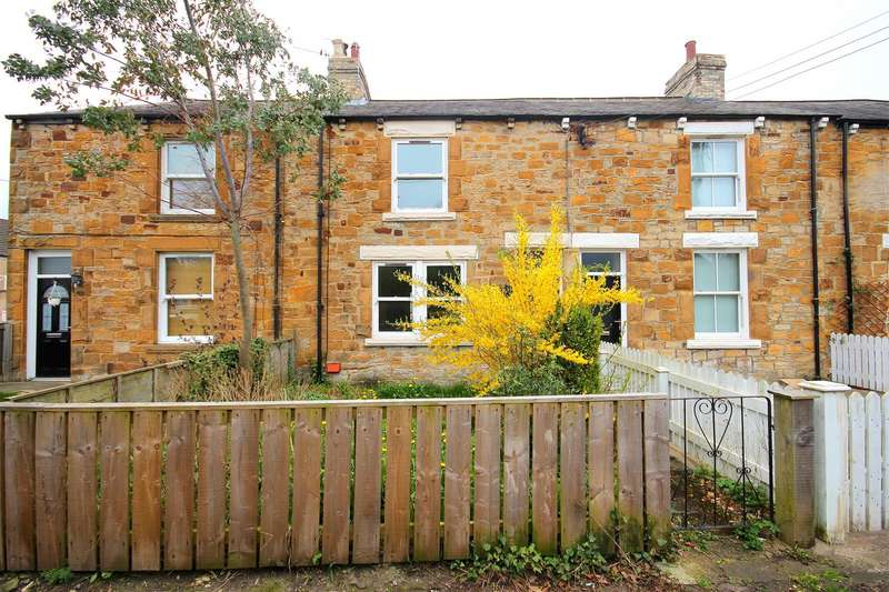 2 Bedrooms Terraced House for sale in The Garths, Lanchester, Durham