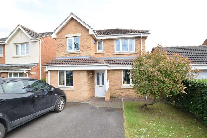 5 Bedrooms Detached House for sale in Mulberry Gardens, Scunthorpe, DN16 3FR