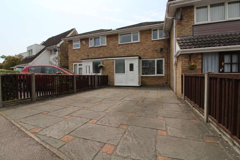 3 Bedrooms Terraced House for sale in Annesley Road, Newport Pagnell, Buckinghamshire
