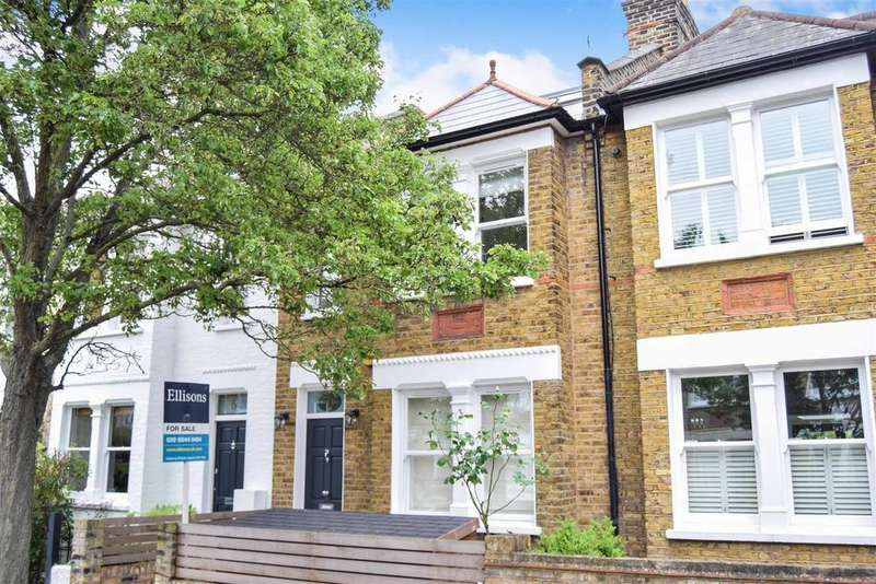 3 Bedrooms House for sale in Clarence Road, Wimbledon