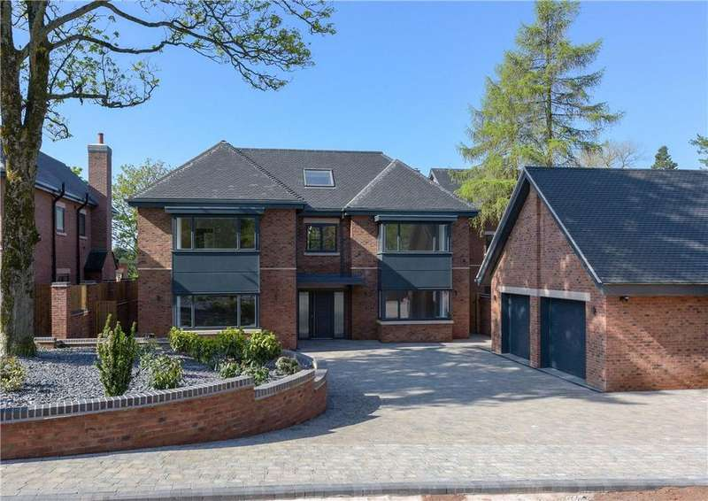 5 Bedrooms House for sale in Plymouth Road, Barnt Green, Birmingham, B45